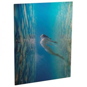 ChromaLuxe Aluminum Photo Panels – Clear Gloss