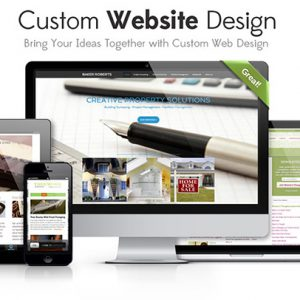 15 Page E-COMMERCE Web Design World Wide Medias