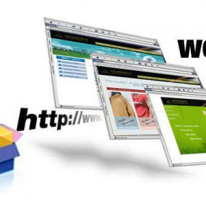 15 Page Web Design World Wide Medias