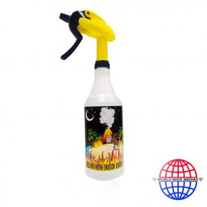 World Wide Medias Emulsion Remover De-haze 750ML Spray Bottle
