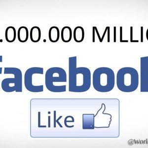 Buy 1 Million REAL Facebook Likes