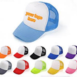 Baseball Cap Cool Color/White (1 Custom)