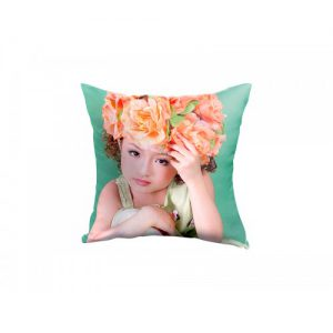 Pillow Cover Polyester 14X14 Double Sided