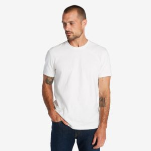 Blank Fashion Fit Mens Crew Neck Sublimation T Shirt by World Wide Medias
