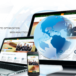5 Page Web Design World Wide Medias