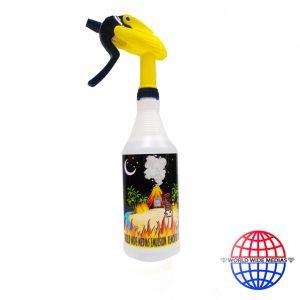 World Wide Medias Emulsion Remover De-haze 750ML Spray Bottle