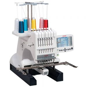 Janome MB-7 Seven Needle Embroidery Machine