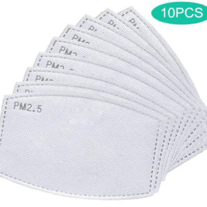 10 pack of Filters PM2.5