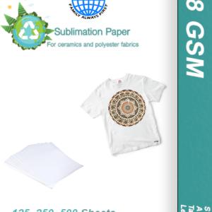 New Wholesale Sublimation Printing Transfer Paper